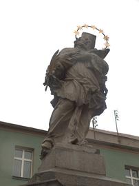 Galeria Pomnik św. Jana Nepomucena