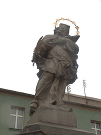 Galerie Pomnik św. Jana Nepomucena