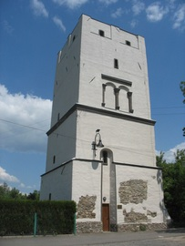 Galeria Wieża wodna w Białej