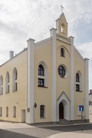 Galeria Kościół Ewangelicki w Białej