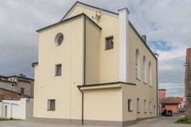 Galerie Kościół Ewangelicki w Białej
