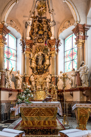 Galerie Kościół w Białej