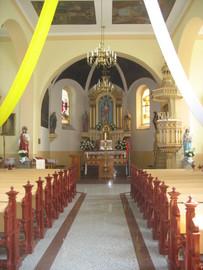Galeria Kościół w Grabinie