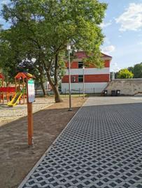 Galeria Teren rekreacyjny przy ul. Prudnickiej w Białej