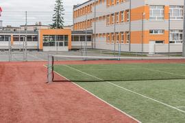 Galeria Boiska sportowe przy ul. Tysiąclecia w Białej