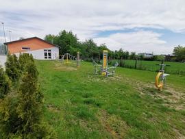 Galeria Siłownia zewnętrzna w Białej - Szkoła