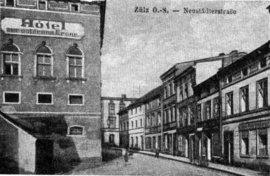 Galerie Biała przed rokiem 1945