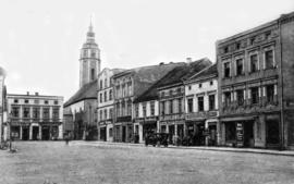 Galeria Biała przed rokiem 1945